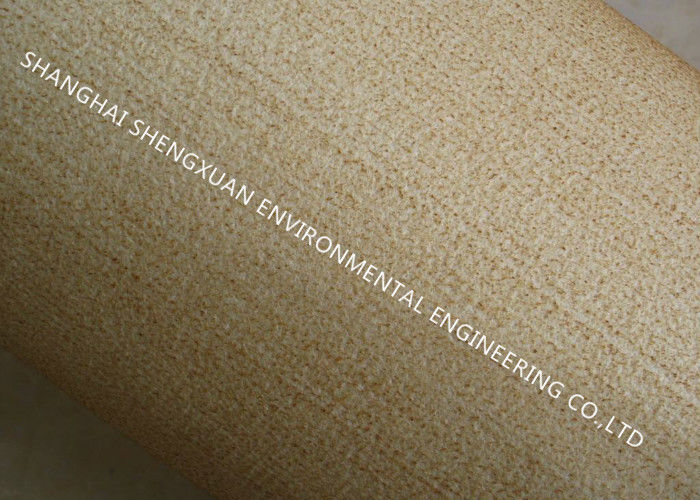 550 GSM Industrial Filter Fabrics 1.8mm Thickness For Particle Removing System